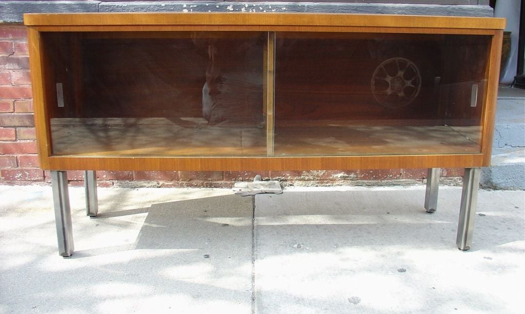 Late 20th Century Stow & Davis Credenza For Sale