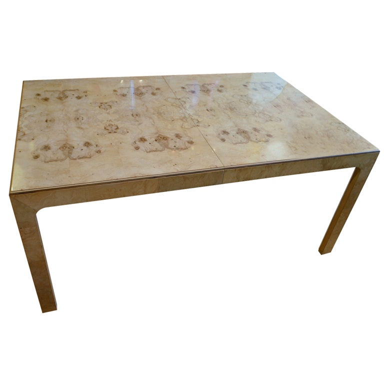 Henredon Dining Table From The Scene Two Collection : XXX848813521470821 from www.1stdibs.com size 768 x 768 jpeg 38kB