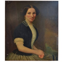 19th Century Portrait of a Lady