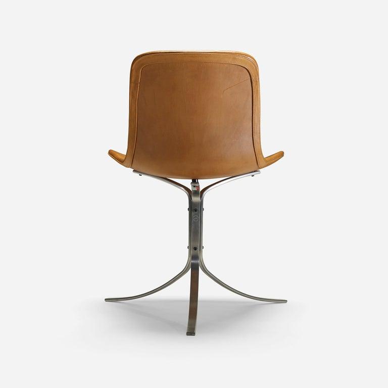 Pk 9 Chair By Poul Kjaerholm At 1stdibs