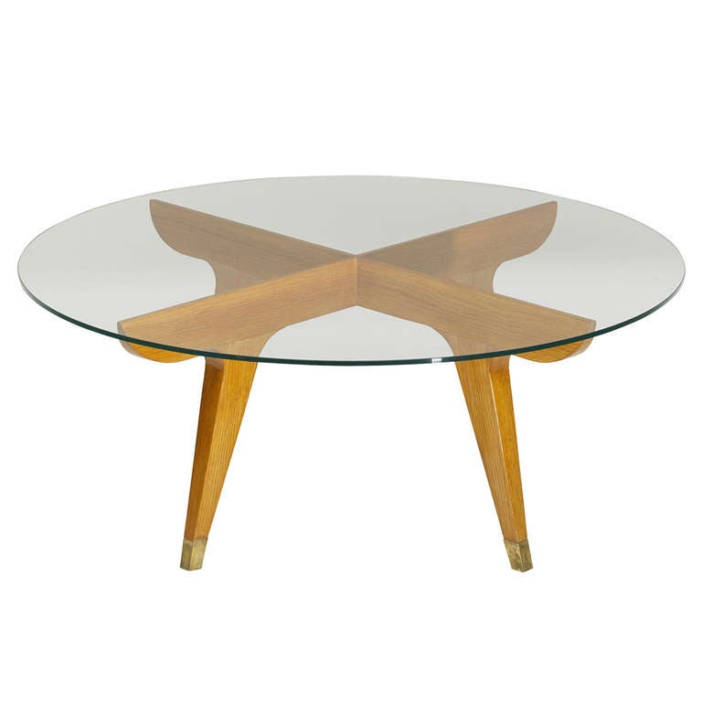 Coffee Table By Gio Ponti At 1stdibs