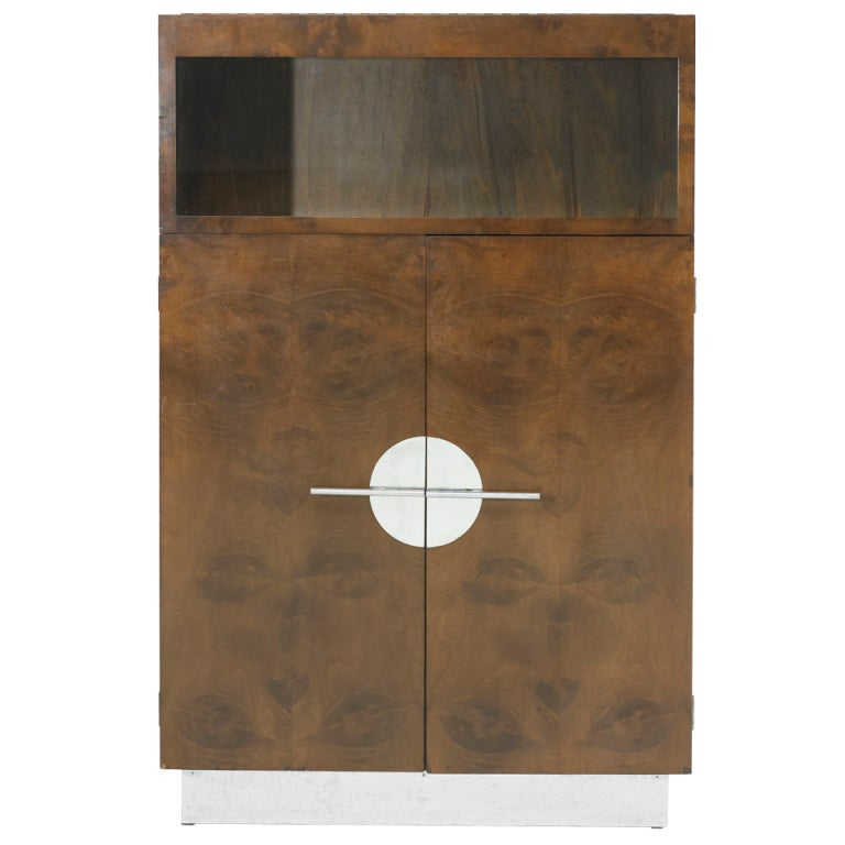 cabinet by Walter Dorwin Teague