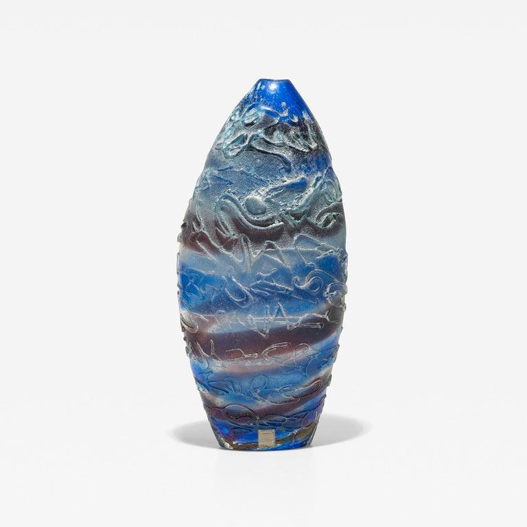 Vase By Ermanno Nason at 1stdibs