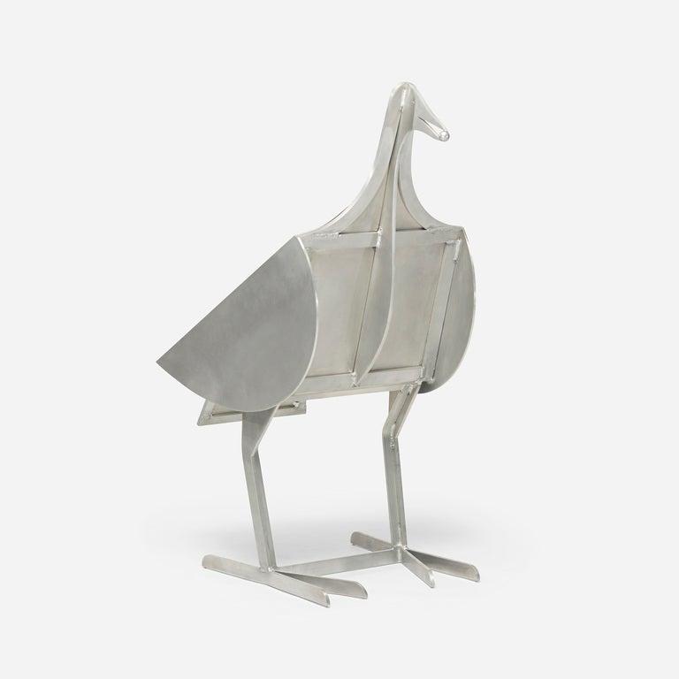 Oiseau d'Argent chair by François-Xavier Lalanne image 3