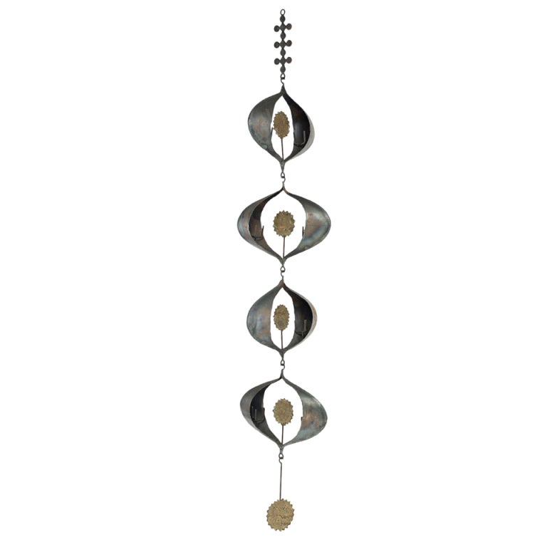Modern Hanging Sculpture at 1stdibs