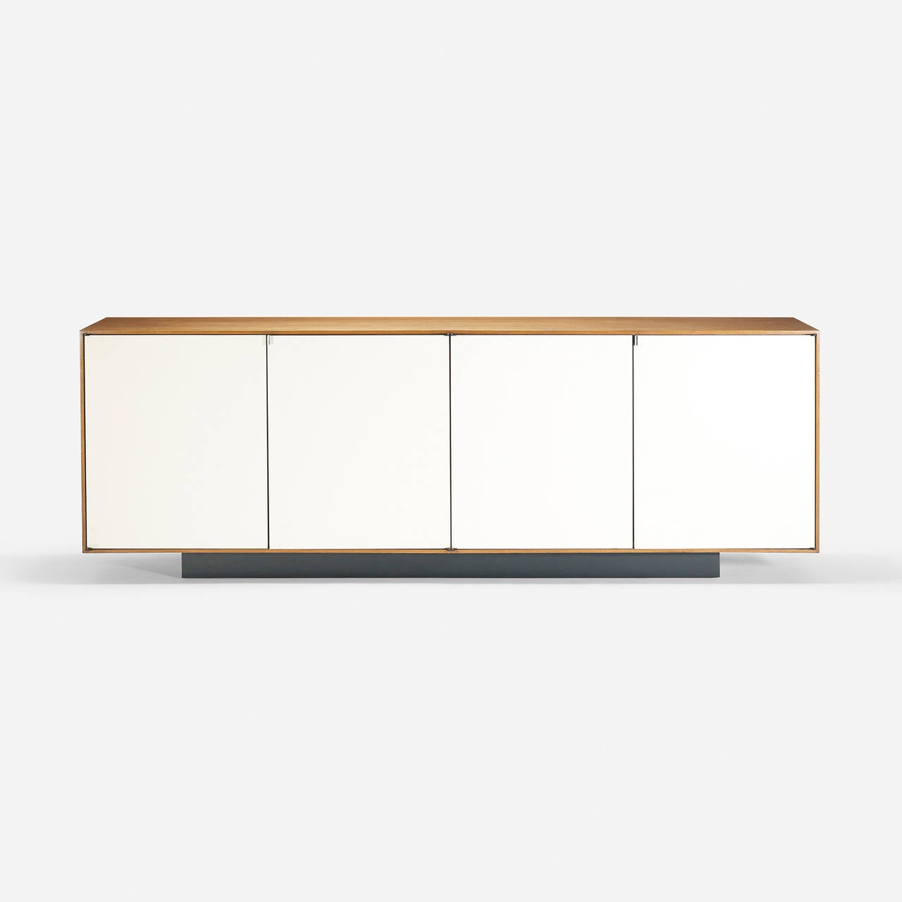 Custom cabinet by florence knoll for knoll associates at for Knoll and associates