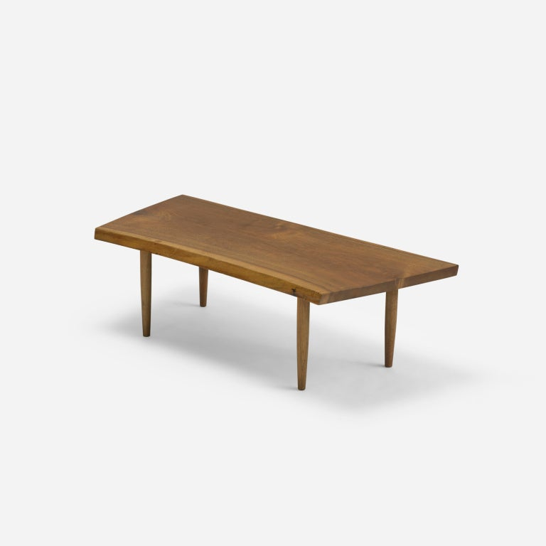 Coffee Table By George Nakashima At 1stdibs