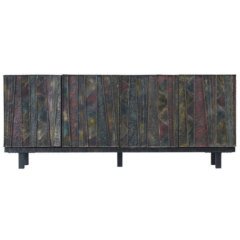 Cabinet by Paul Evans at 1stdibs