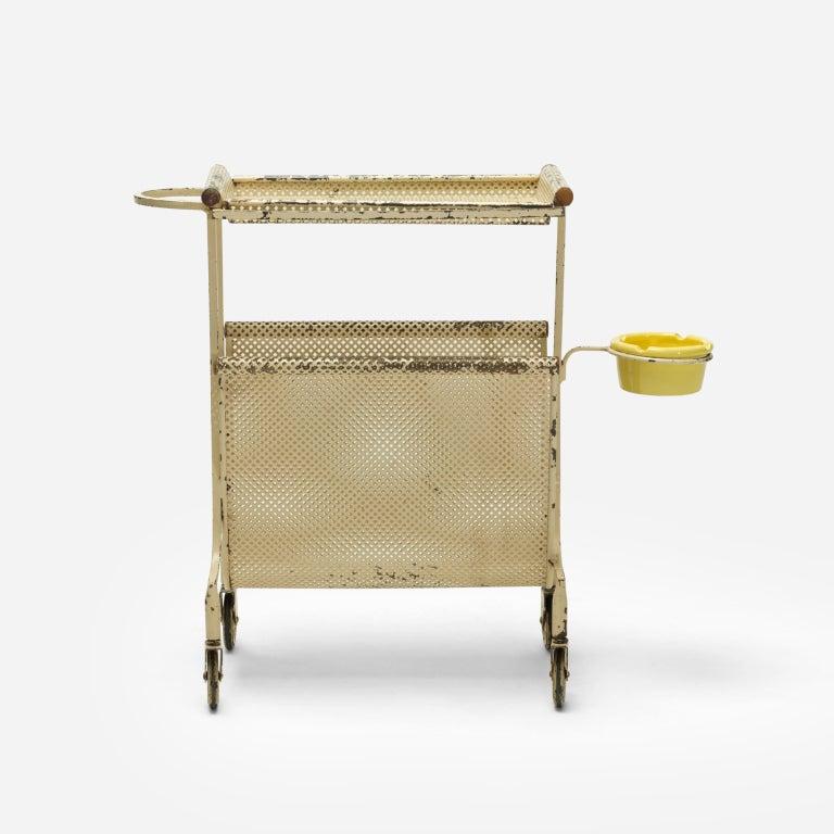 French Cart By Mathieu Mategot