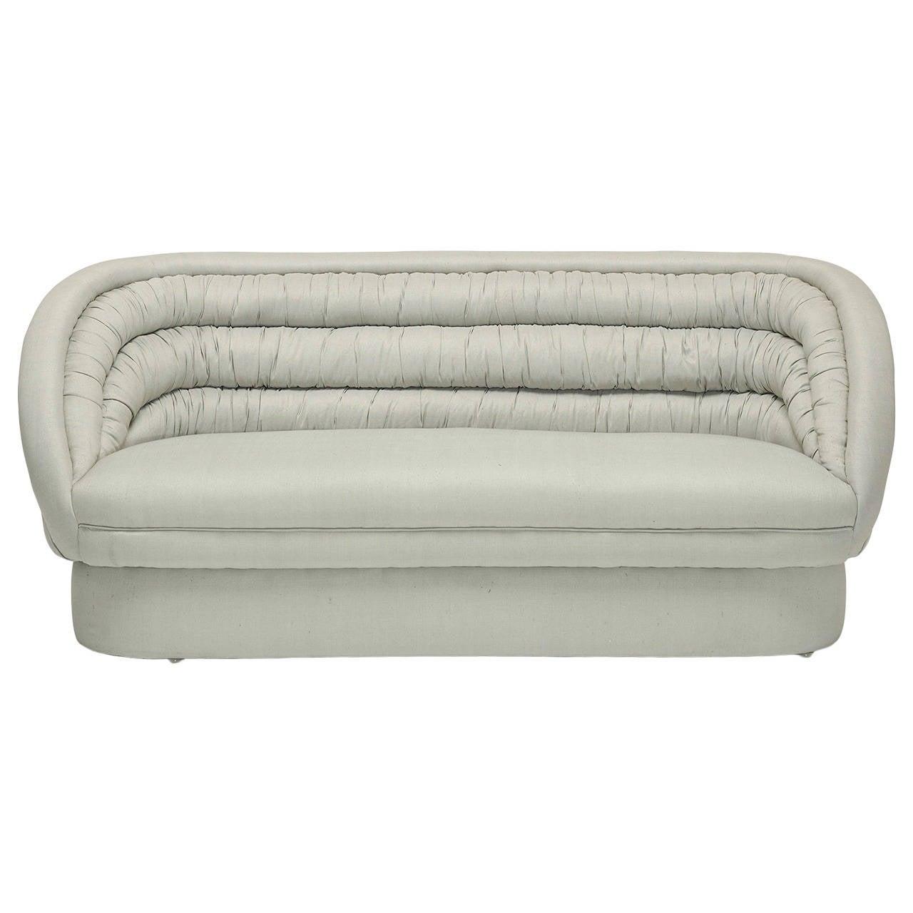 Crescent Sofa by Vladimir Kagan for Vladimir Kagan Designs