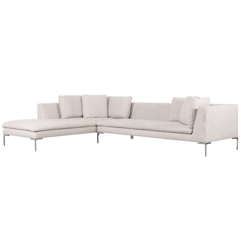 Charles Sectional By Antonio Citterio For Bu0026B Italia 1