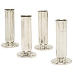 Set of Four Vases by Gio Ponti