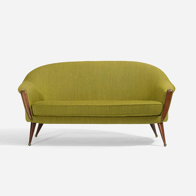 Onion Sofa By Folke Jansson For S M Wincrantz At 1stdibs