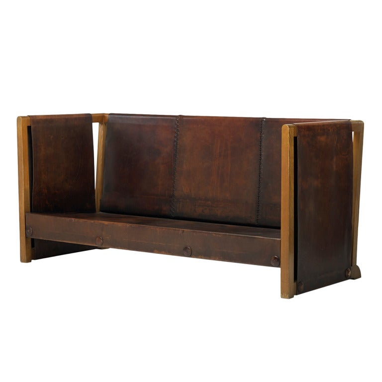 Funkis sofa by axel einar hjorth at 1stdibs for Funkis sale