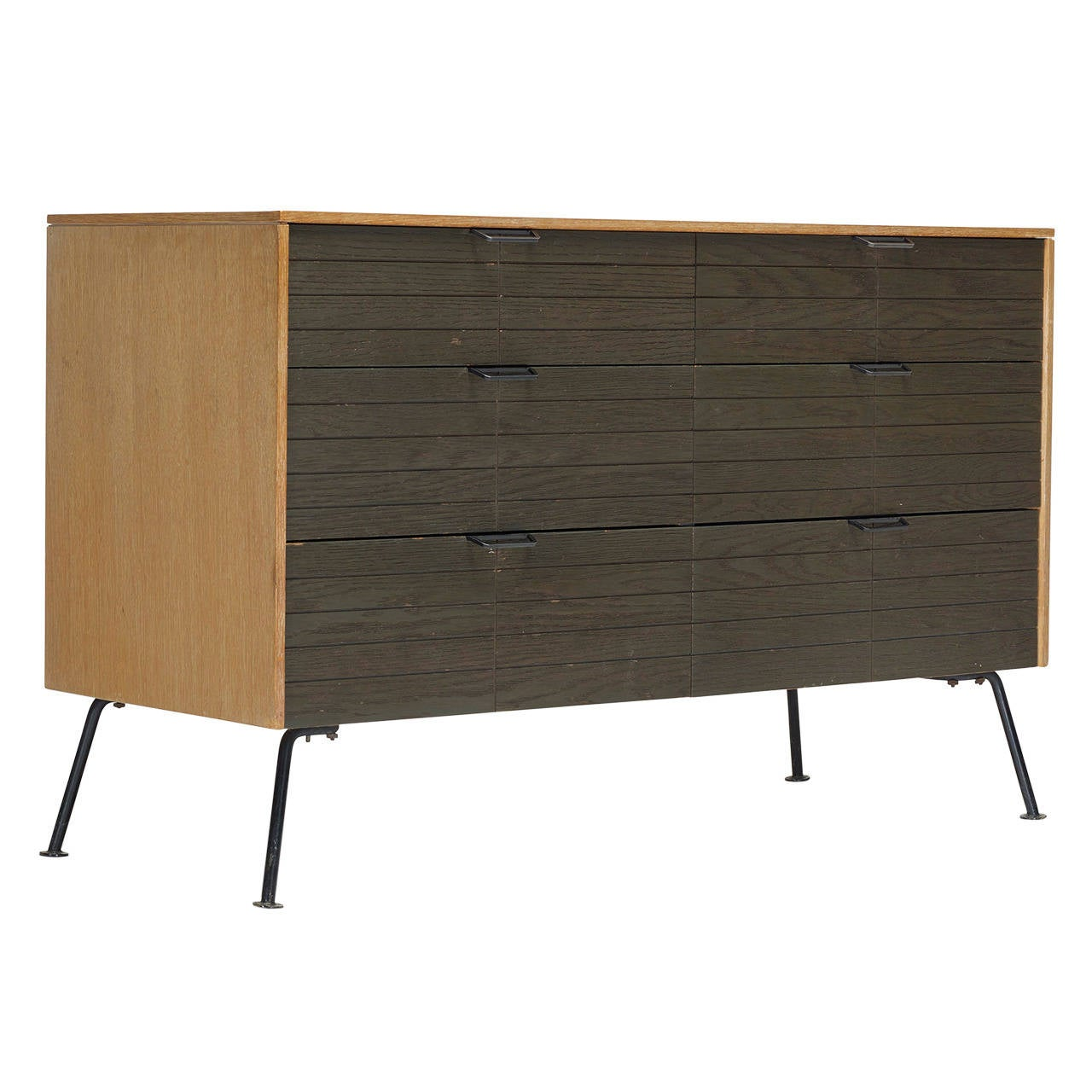 Good Cabinet By Raymond Loewy For Mengel Furniture Company 1
