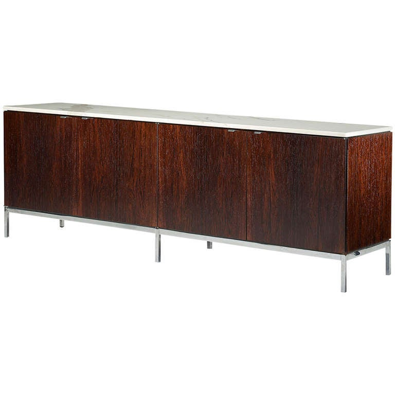 Executive Office Cabinet By Florence Knoll For Knoll