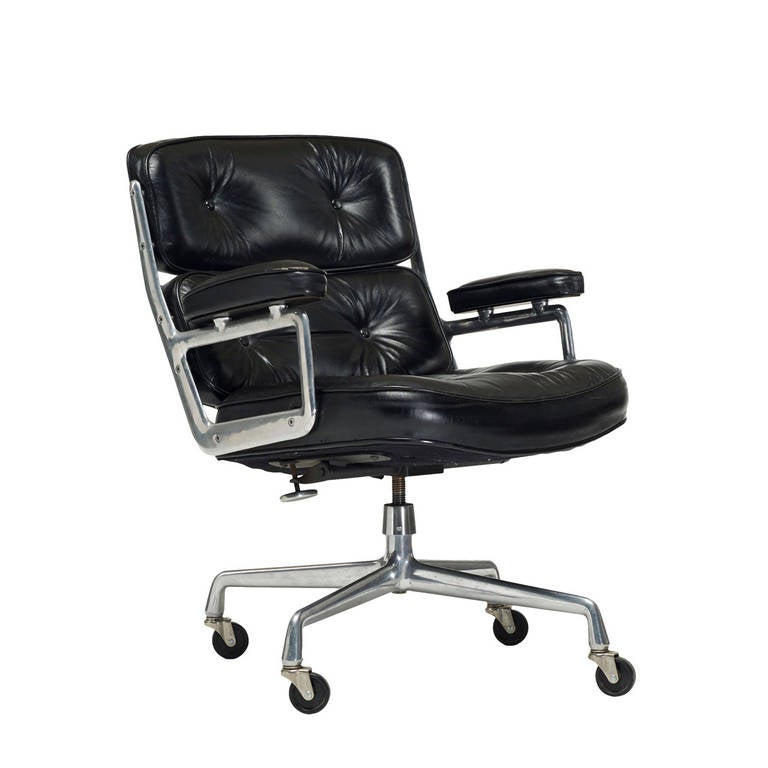 Time life executive chair by charles and ray eames for herman miller
