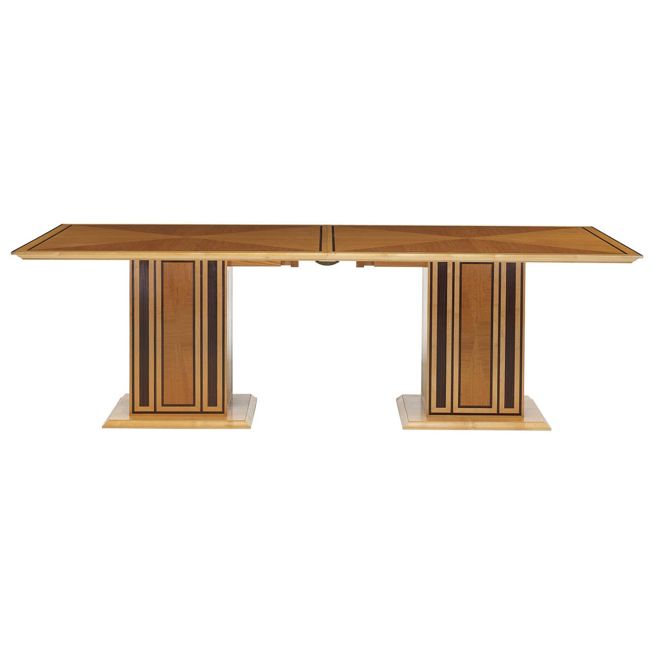 Dining table by david linley for linley for sale at 1stdibs for Dining room tables 120 inches