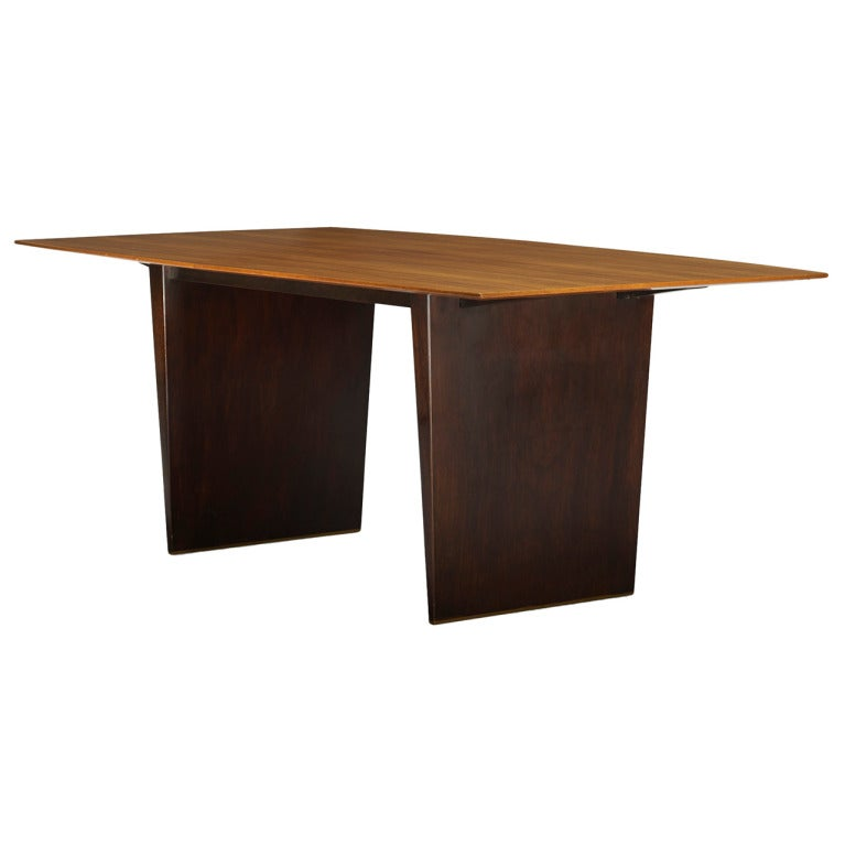 Dining Table Model 5460 By Edward Wormley at 1stdibs : XXX96070001001 from 1stdibs.com size 767 x 767 jpeg 24kB
