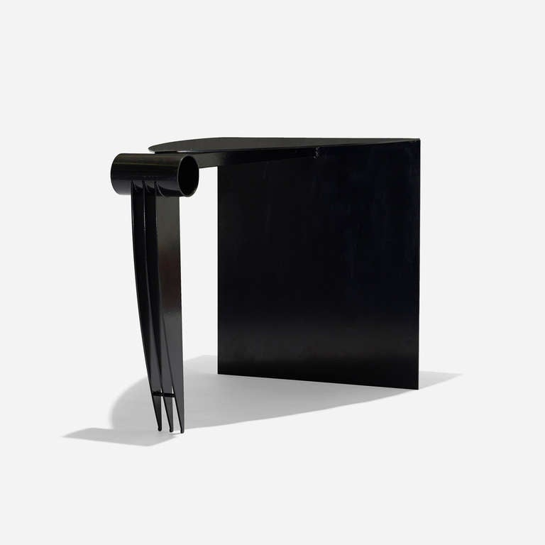 Pi desk by martin szekely at 1stdibs for Table 00 martin szekely