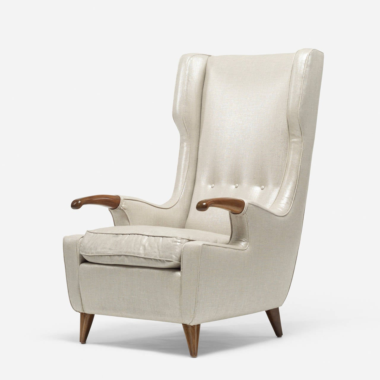 Pier luigi colli armchair model 505 at 1stdibs - Pier one lounge chairs ...