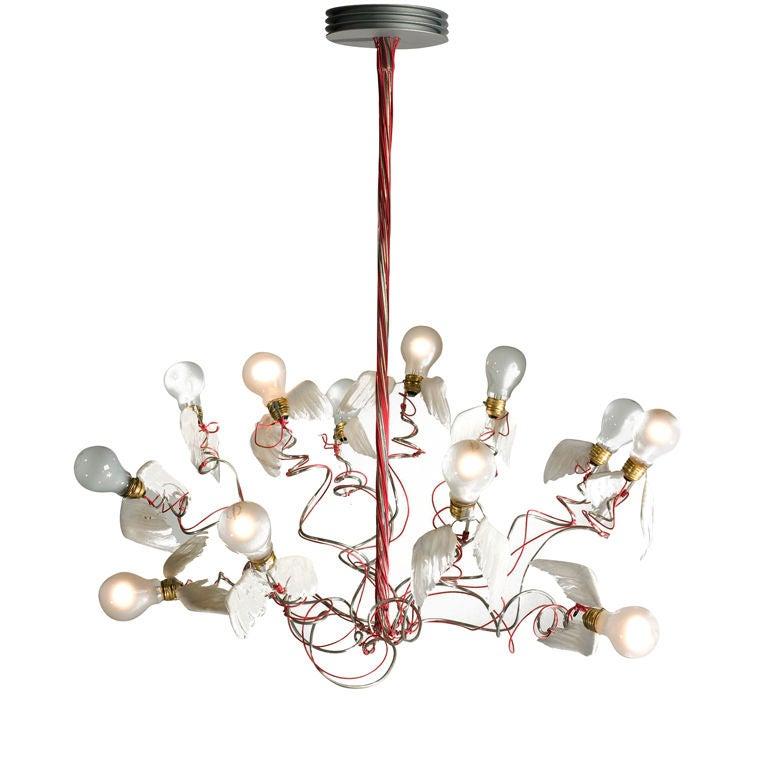 birds birds birds by ingo maurer at 1stdibs. Black Bedroom Furniture Sets. Home Design Ideas