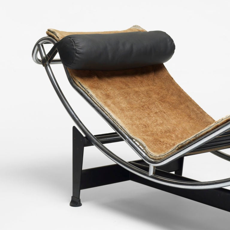 Lc 4 chaise by le corbusier at 1stdibs - Chaise le corbusier prix ...