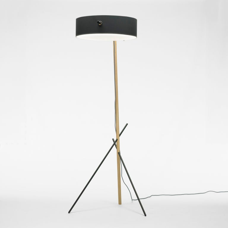 American Excel Floor lamp by Rich Brilliant Willing