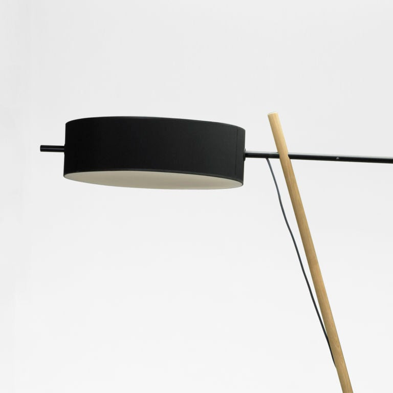 Contemporary Excel Floor lamp by Rich Brilliant Willing