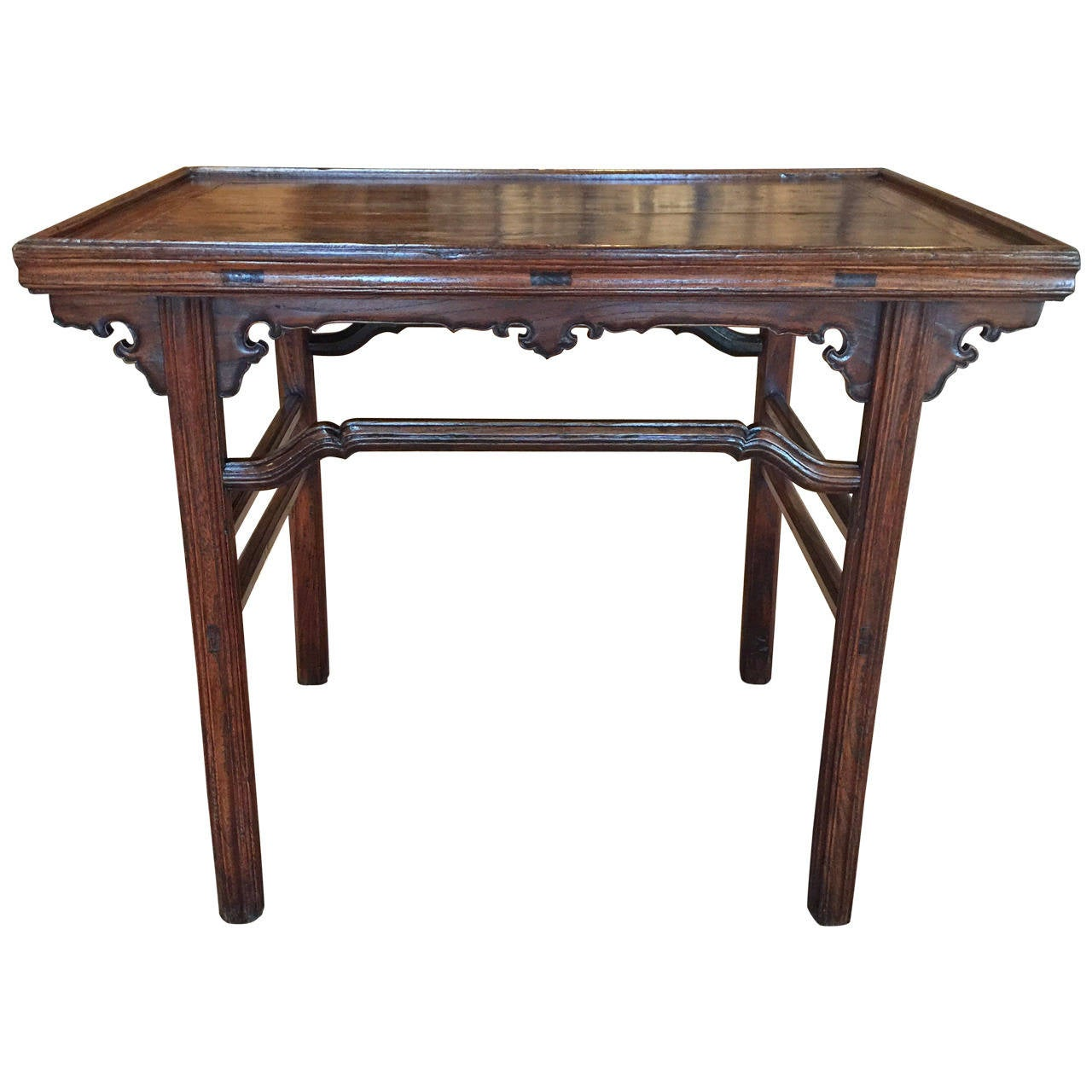 18th Century Chinese Wine Table 1