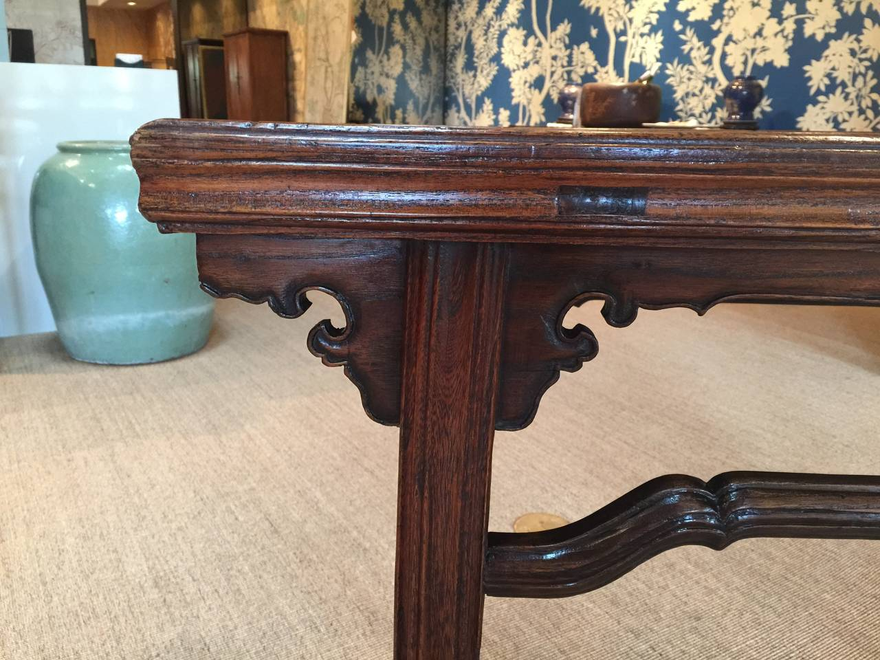 18th Century Chinese Wine Table In Excellent Condition For Sale In New York, NY