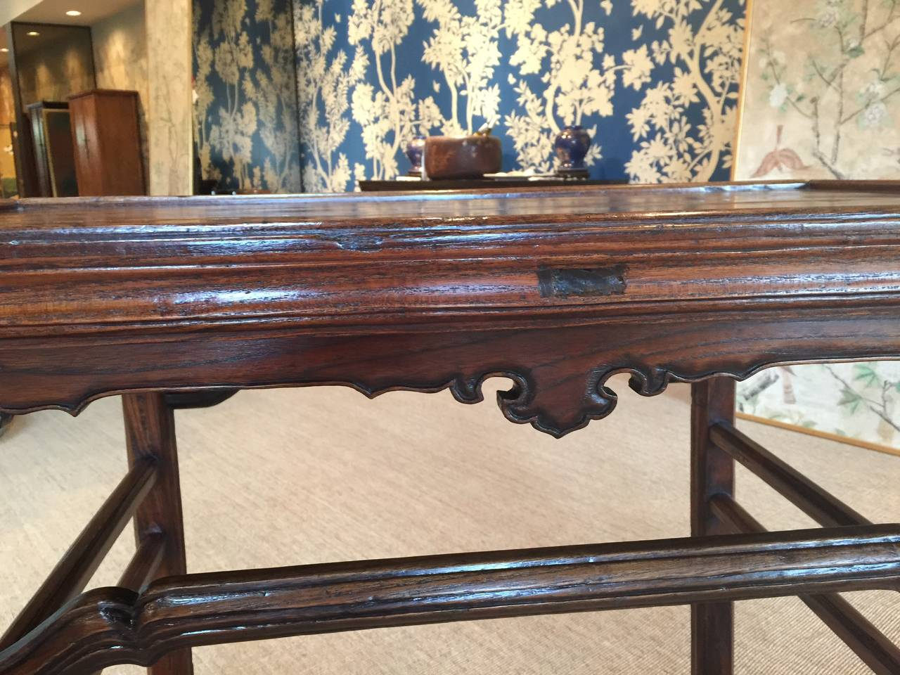 18th Century Chinese Wine Table For Sale 1