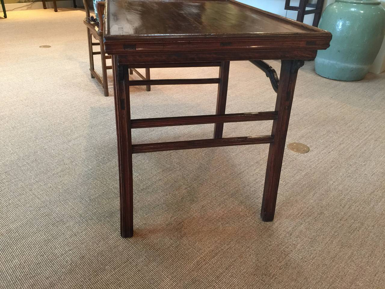 18th Century Chinese Wine Table For Sale 2