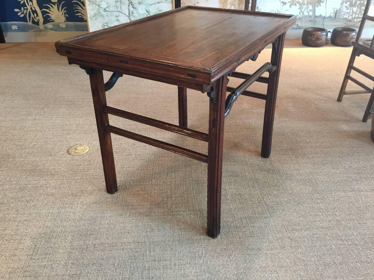 18th Century Chinese Wine Table For Sale 3