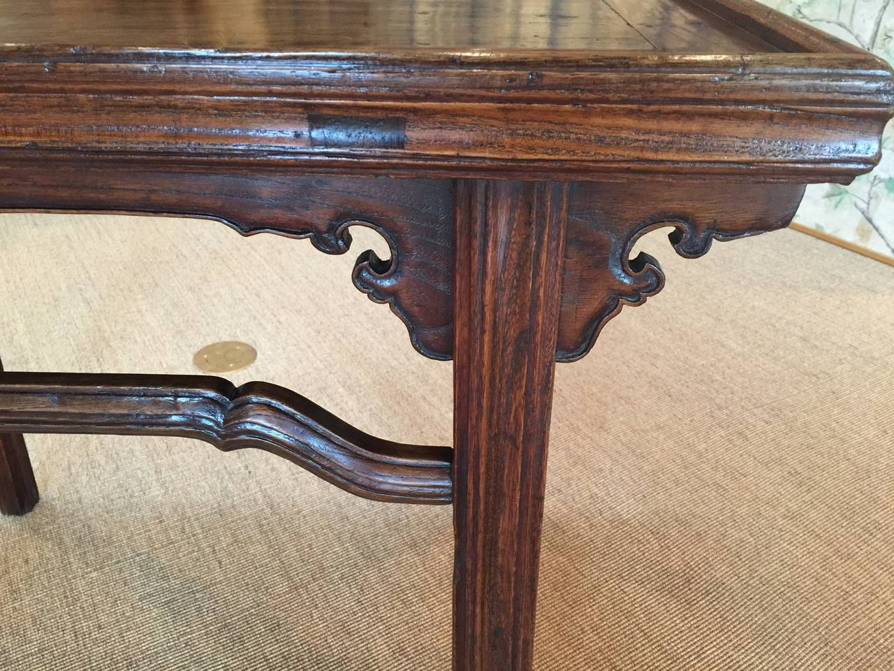 18th Century Chinese Wine Table For Sale 5