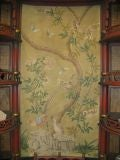 Vintage Chinoiserie Pagoda Form Display Cabinet thumbnail 2