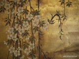 Antique Japanese Screen image 6