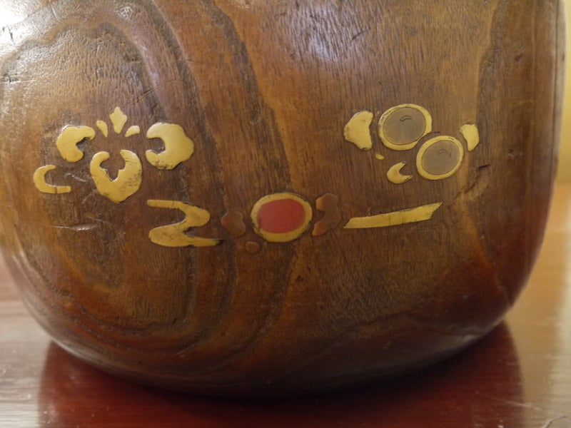 20th Century Large Japanese Wood Hibachi For Sale