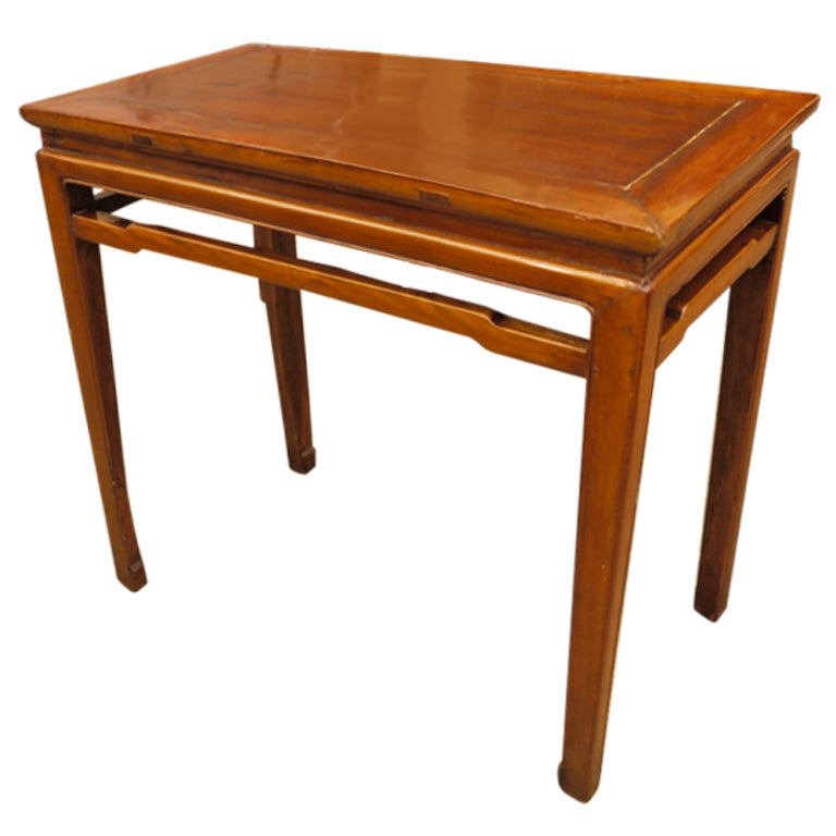 Chinese Console Table For Sale