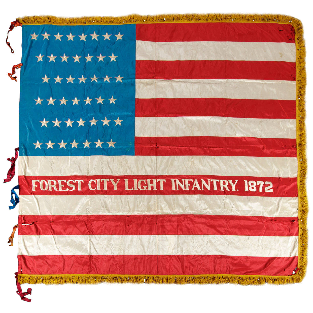 43 Star, Idaho Statehood, American Flag