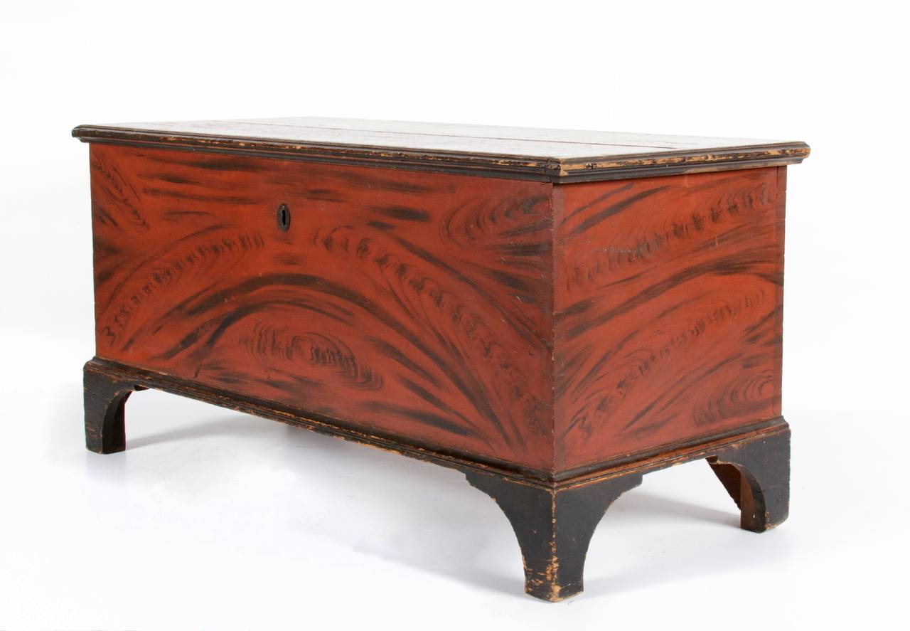 York county pennsylvania blanket chest for sale at 1stdibs for Furniture york pa