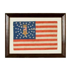Are 38 Star American Parade Flag