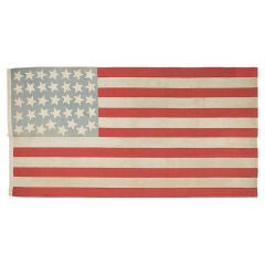 36 Stars, 1864-67, Civil War Era