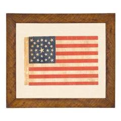 29 Stars, Iowa Statehood, Pre-civil War, 1846-1848