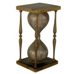 Masonic Or Odd Fellow Fraternal Regalia Hourglass