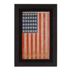 36 Stars, 1864-67, Civil War Era Flag