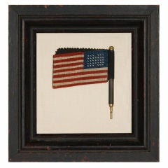 33 Star American Flag Pen Wipe