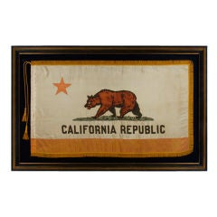 California State Flag, With Especially Attractive Coloration