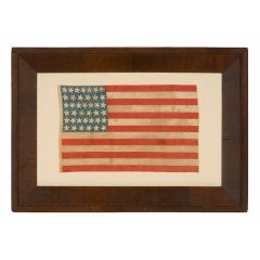 39 Star Flag, Probably 1876, Never An Unofficial Star Count