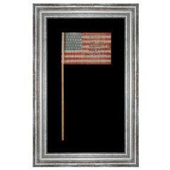 48 Stars, A Civil War Veterans Flag